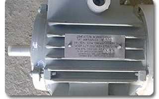 Что такое номинальная частота вращения асинхронного двигателя