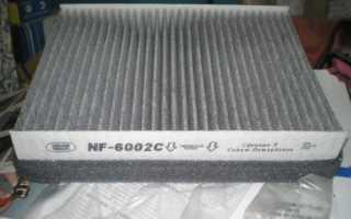 Салонный фильтр на ВАЗ 2110