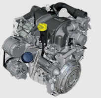 Renault megane технические характеристики двигателя