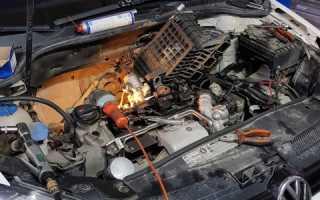 Холодный пуск двигателя фольксваген поло седан