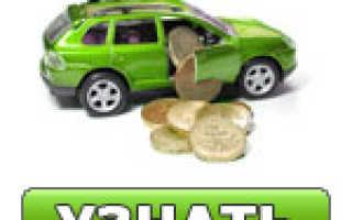 Как узнать задолженность по уплате транспортного налога