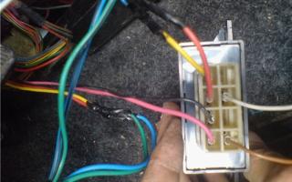 Сигналка и ЦЗ ВАЗ-2110