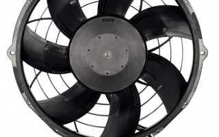 Вентилятор работает постоянно при включение двигателя