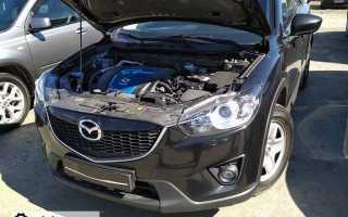 Личный опыт Mazda CX-5 1st generation