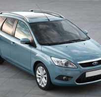 Личный опыт Ford Focus II Hatchback