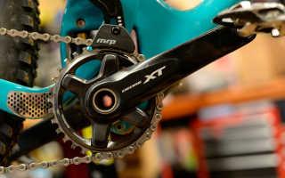 Какие бывают шатуны для велосипеда и как они крепятся