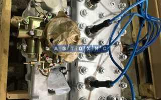 Что такое двигатель с консервации газ 52