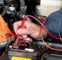 Как проверить уровень заряда автомобильного аккумулятора