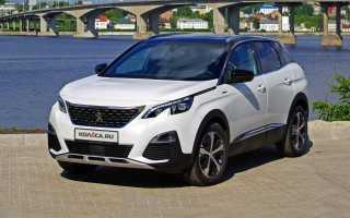 Автомобиль Пежо 3008 как семейный экспресс от Peugeot