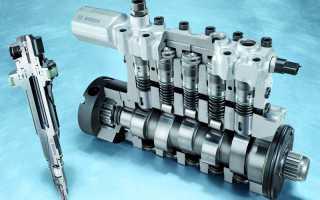 Система подачи топлива в дизельных двигателях разновидности и отличия