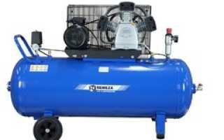 Воздушный электрический компрессор 220 В