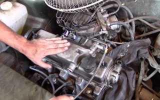 Холодный двигатель работает как дизель причины