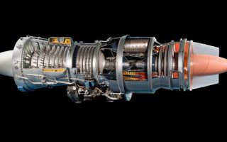 Устройство и принцип работы турбореактивного двигателя