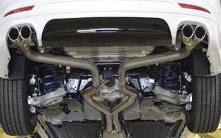 Прямоток на авто тюнинг выхлопной системы своими руками