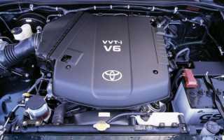 Двигатель Toyota GR