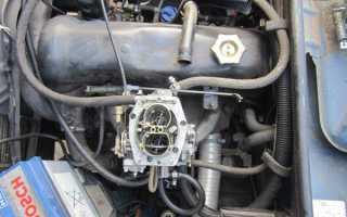Высокие обороты двигателя ваз 2110 на холост