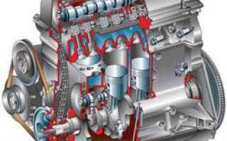 Все что нужно для модели двигатель