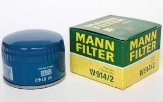 Обзор масляных фильтров изучаем виды конструкции и качество исполнения