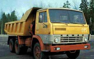 КАМАЗ 5511 мазовский двигатель