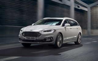 Технические характеристики автомобиля Ford Mondeo 20 2020
