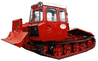 Обзор трелевочного трактора ТДТ-55 Характеристики модели видео работы отзывы