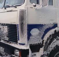 Аварийный датчик температуры двигателя ямз