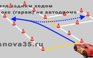 Уроки вождения Площадка-змейкагаражпарковкаАвтошкола