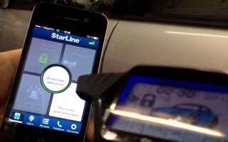 Сигнализация GSM для авто