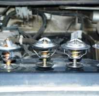 УАЗ Patriot 27 16V  Плановая замена термостата