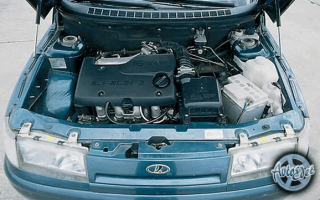 Ваз 2107 мигает чек троит двигатель