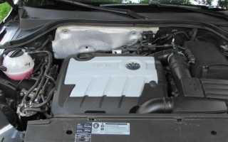 Оценка реального ресурса двигателя Volkswagen Tiguan