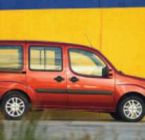 Fiat doblo технические характеристики двигатель