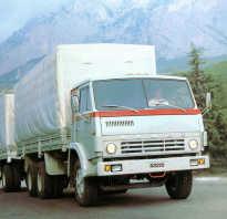 Бортовой тягач КамАЗ 53212