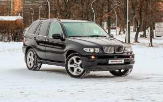 Личный опыт BMW X5 E53
