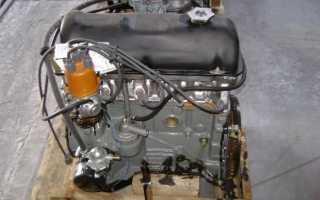 Двигатель ваз 21061 технические характеристики какой двигатель