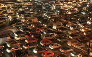 Способ получения электроэнергии от проезжающих транспортных средств