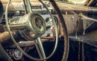 Восстановление салона автомобиля своими руками