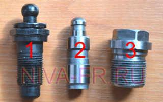 Что такое гидрокомпенсаторы в двигателе ваз 2123