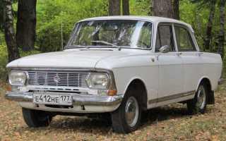Тюнинг Москвича 412 сделаем старый автомобиль крутым
