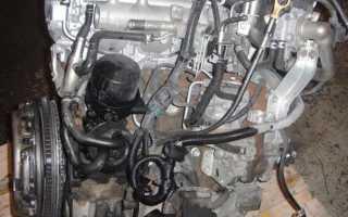 Двигатель Nissan YD25DDTi