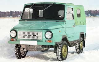 Личный опыт ЛуАЗ 969