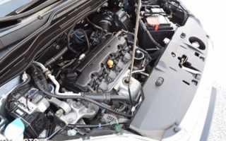 Хонда срв двигатель заводится и глохнет