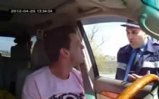Права и обязанности инспектора ДПС ГИБДД при остановке транспорта