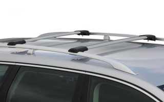 Преимущества установки багажника на крышу для универсала Лада Ларгус
