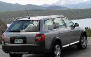 Обзор Audi A6 Allroad Quattro история характеристики особенности